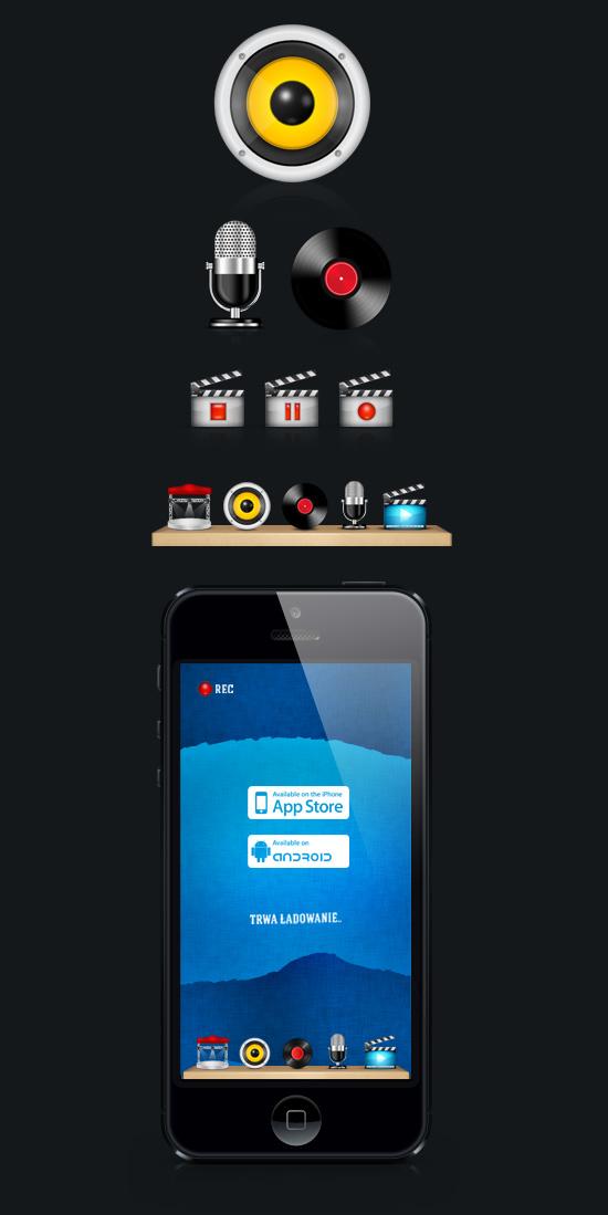 Aplikacja na iOS i Android